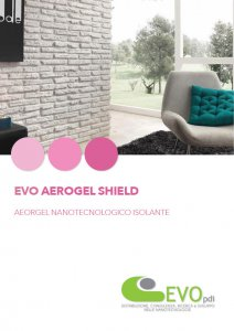 EVO Aerogel-Shield AG2500 - BROCHURE - IT