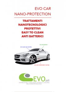 EVO CAR NANO PROTECTION BROCHURE IT