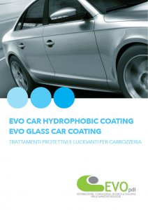 EVO-Car Hydrophobic Coating e EVO Glass Car Coating BROCHURE IT