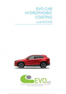 EVO Car Hydrophobic Coating BROCHURE IT