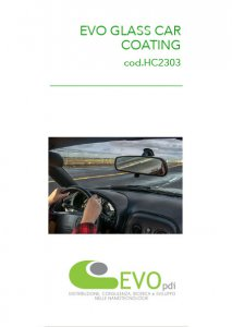 EVO Glass Car Coating HC2303 BROCHURE IT