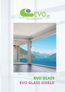 EVO Glass + EVO Glass Shield - BROCHURE - IT