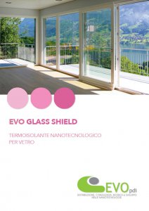 EVO Glass Shield - UV2302 - BROCHURE - IT
