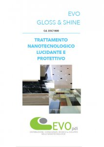 EVO Gloss & Shine DCS1800 BROCHURE IT