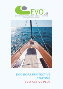 EVO Boat Protective Coating + EVO Active Plus - BROCHURE - IT