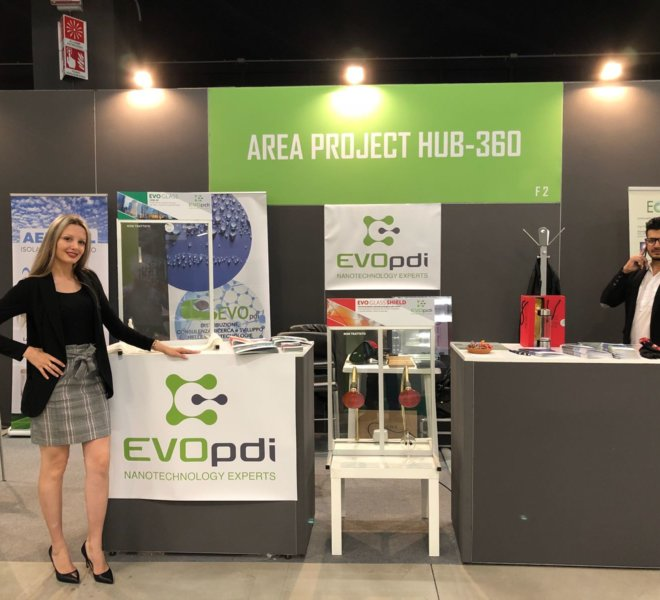 EVO pdi - Technology Hub 2018