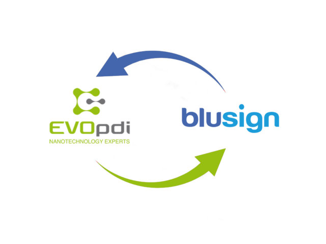 accordo commerciale tra evopdi e blusign